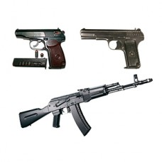 Soviet Army Special - Fun Shooting Package for 1 shooter