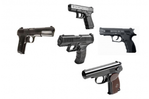 Try before you buy - Self defence handguns