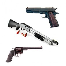 Wild West Special - Fun Shooting Package for 1 shooter